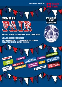 St Mary the Boltons_Summer Fair_FB